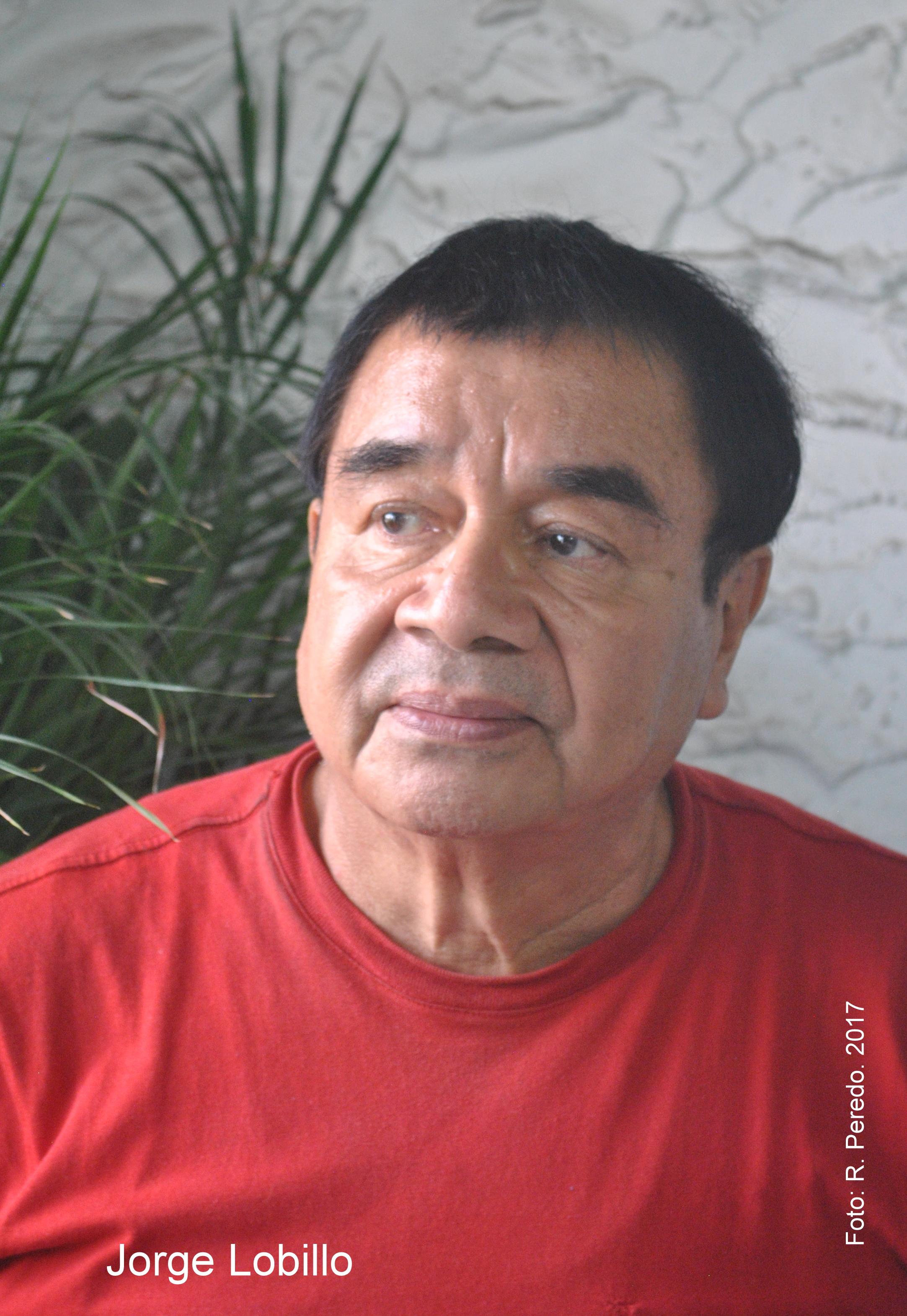 Lobillo, Jorge